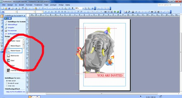 Open Office Birthday Card Template Awesome Make Your Own Birthday Invitations Making Birthday Cards Fun