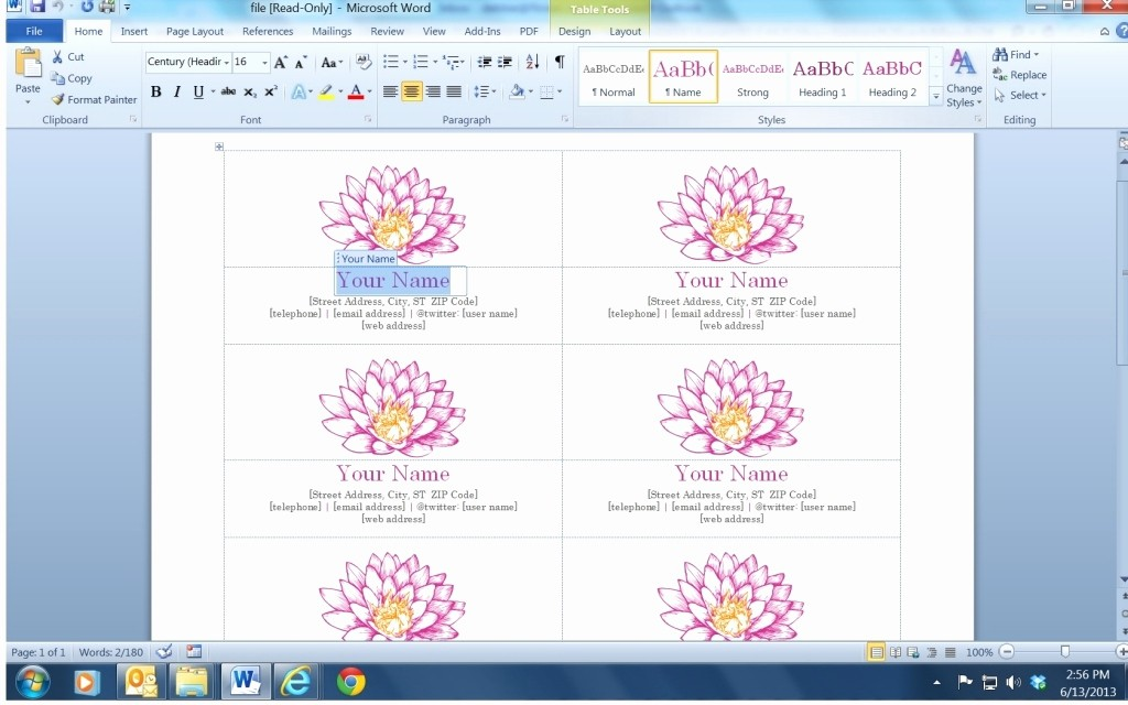Open Office Birthday Card Template Beautiful Open Office Greeting Card Template Business Card Template
