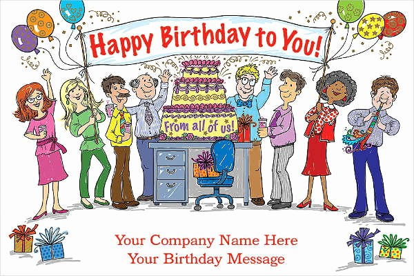 Open Office Birthday Card Template Luxury 72 Birthday Card Templates Psd Ai Eps