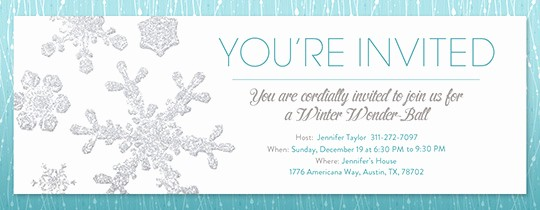 Open Office Birthday Card Template New Free Fice Holiday Party Line Invitations