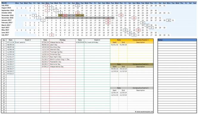 Open Office Calendar Template 2016 Beautiful 15 Excel Kalender 2016