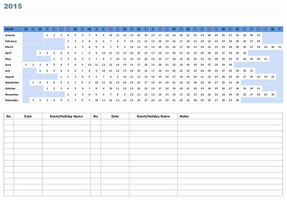 Open Office Calendar Template 2016 Beautiful Microsoft Calendar Template 2015