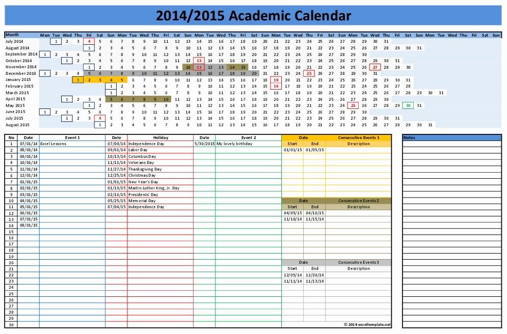 Open Office Calendar Template 2016 New Calendar Template 2014 Excel