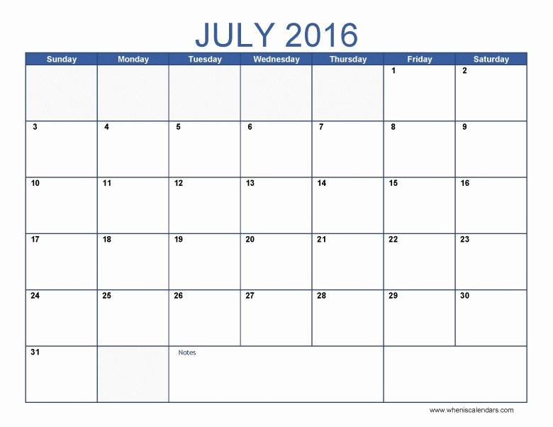 Open Office Calendar Template 2016 New Printable 2016 Monthly Calendar Simple Free Calendar
