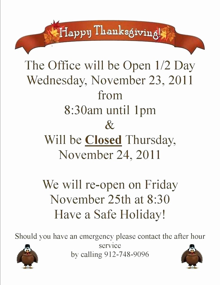 Opening Hours Template Microsoft Word Elegant Holiday Business Hours Sign Template