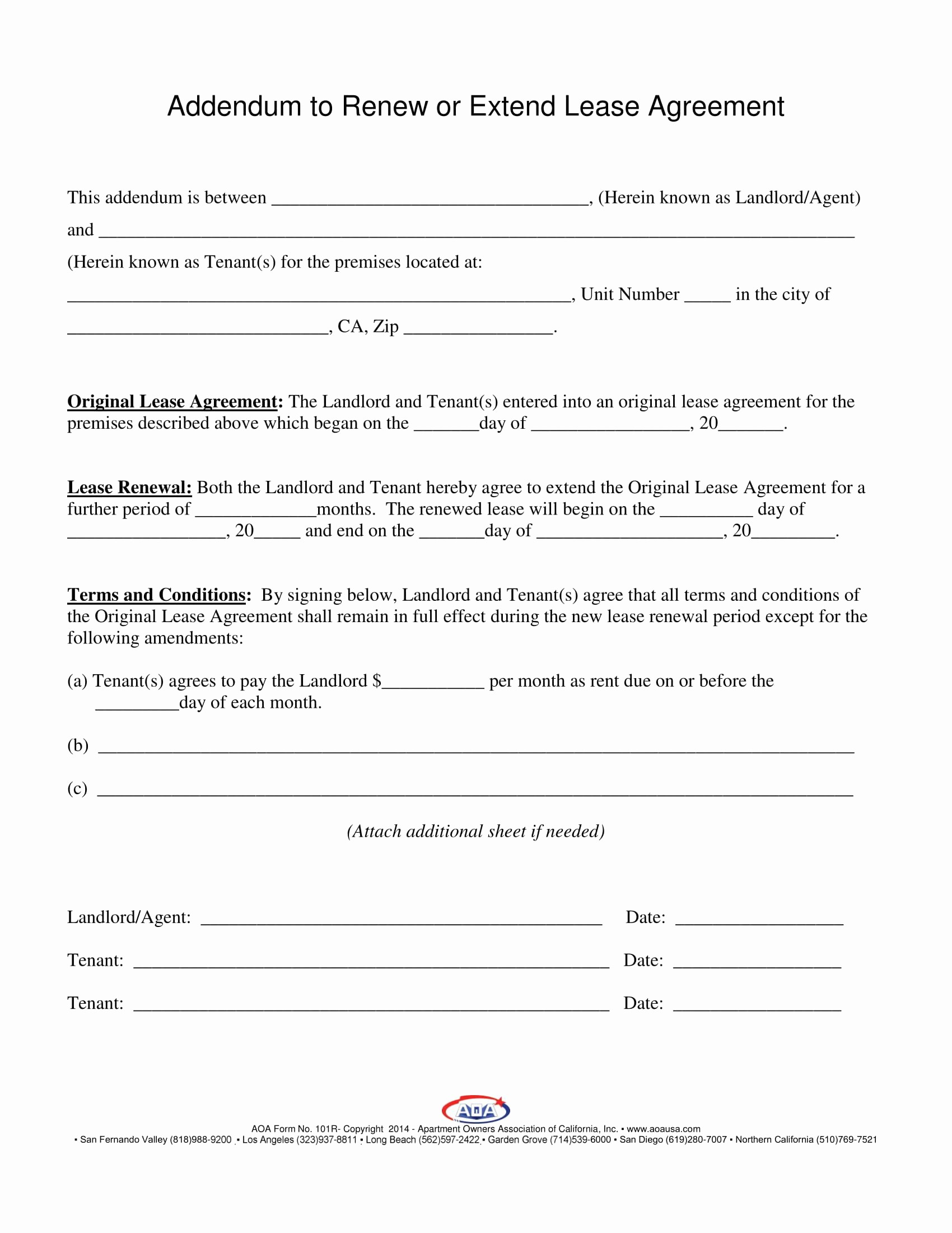 Option to Renew Lease form Unique 15 Landlord forms Landlord Agreements Notice forms