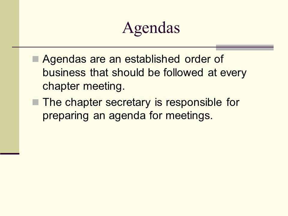 Order Of Business Meeting Agenda Beautiful Basics Of Parliamentary Procedure Ppt Video Online