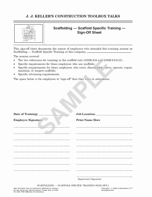 Osha Training Sign In Sheet Awesome Employee Training Sign F Sheet to Pin On
