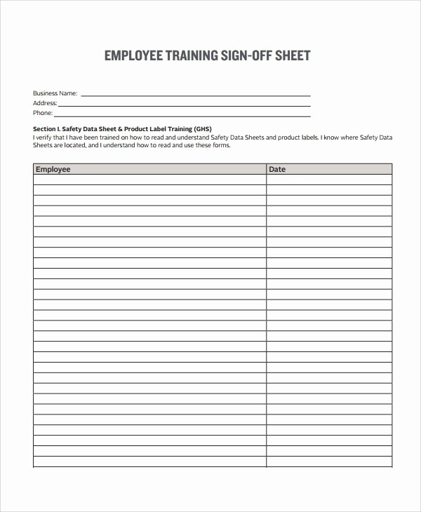Osha Training Sign In Sheet Elegant Safety Sign F Sheet Templates to Pin On