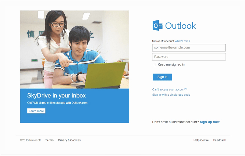 Outlook Com Mail Sign In Beautiful Hotmail Sign In Msn Hotmail Sign In