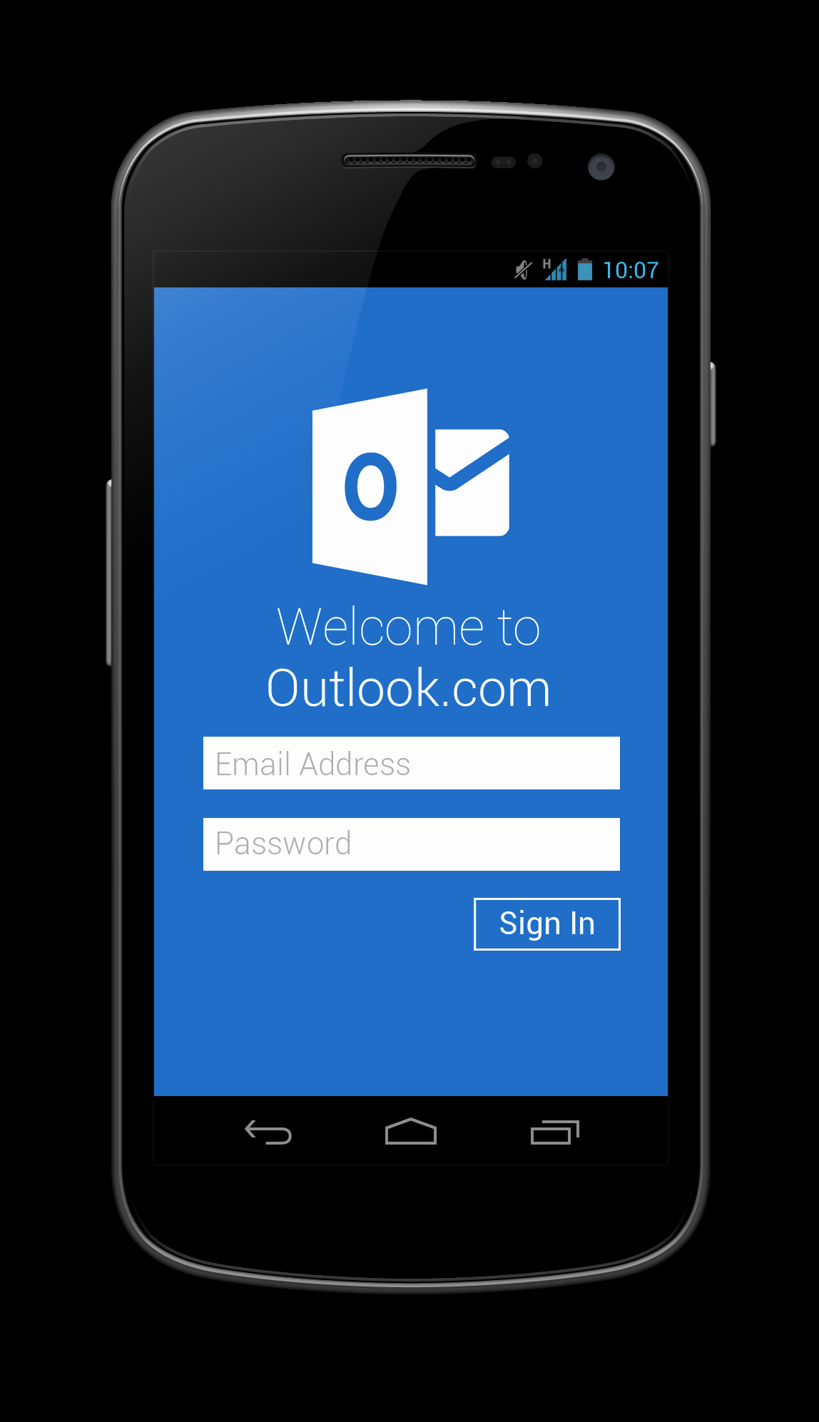Outlook Com Mail Sign In Elegant Outlook Para android – Blog Do Cassemiro