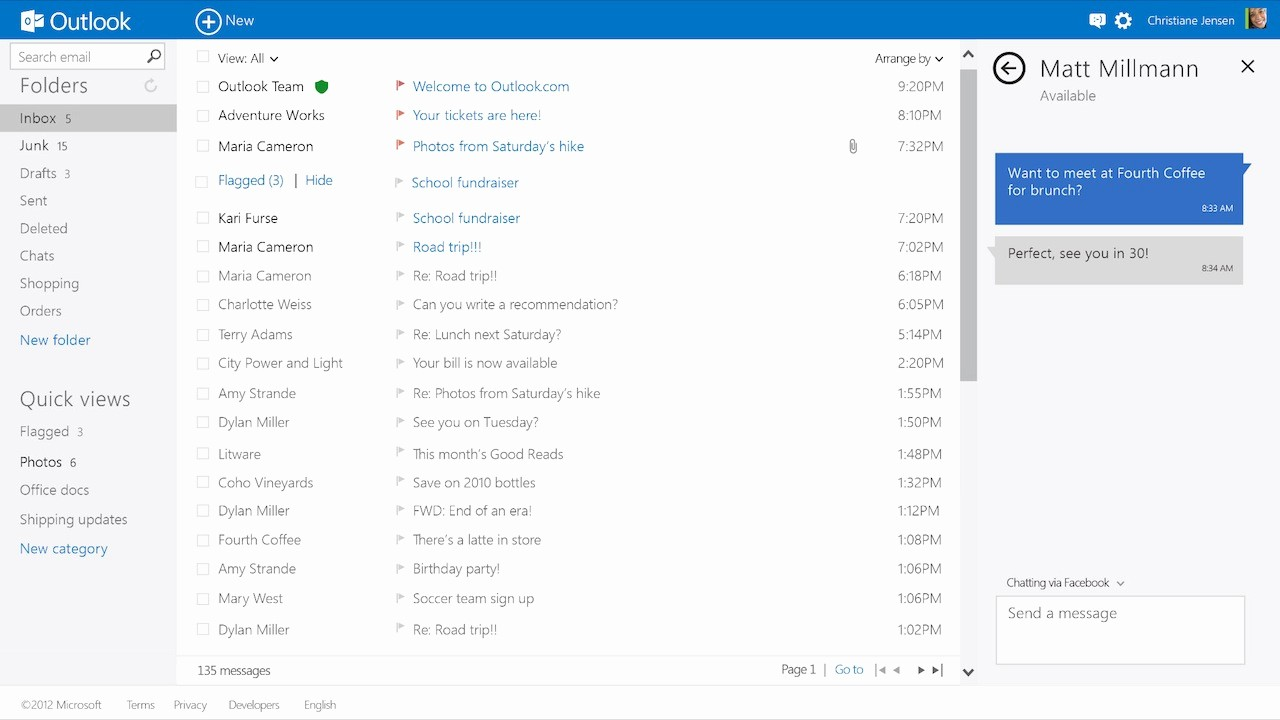 Outlook Com Mail Sign In Fresh Outlook is Microsoft S Hotmail Reimagined and You Ll