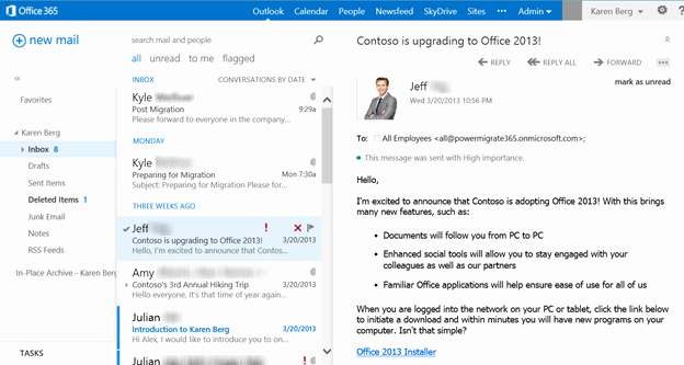 Outlook Office 365 Log In Elegant the Upgrade to the Microsoft Portal Line for Fice 365