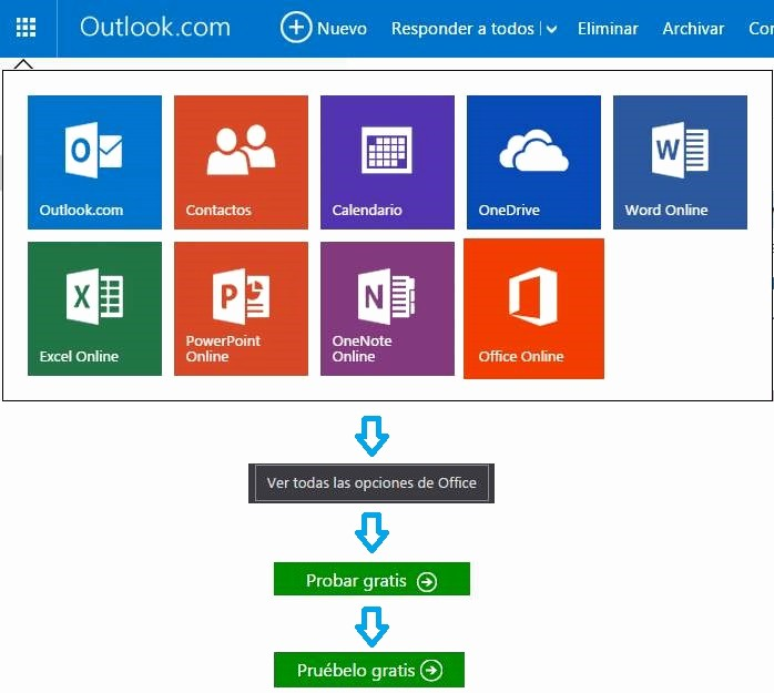 Outlook Office 365 Log In Lovely Probar Gratis Fice 365