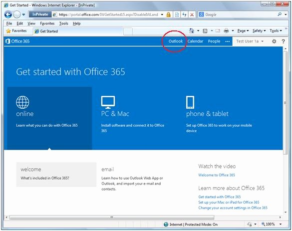 Outlook Office 365 Log In Unique What You Should Do after Your Mailbox Has Been Migrated to