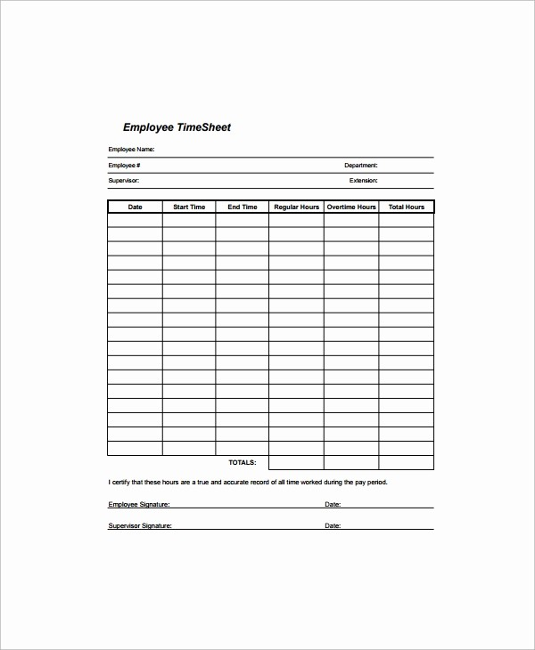 Overtime Sign Up Sheet Template Awesome 16 Employee Sign In Sheets