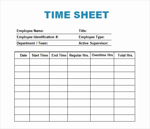 Overtime Sign Up Sheet Template Awesome 28 Log Templates