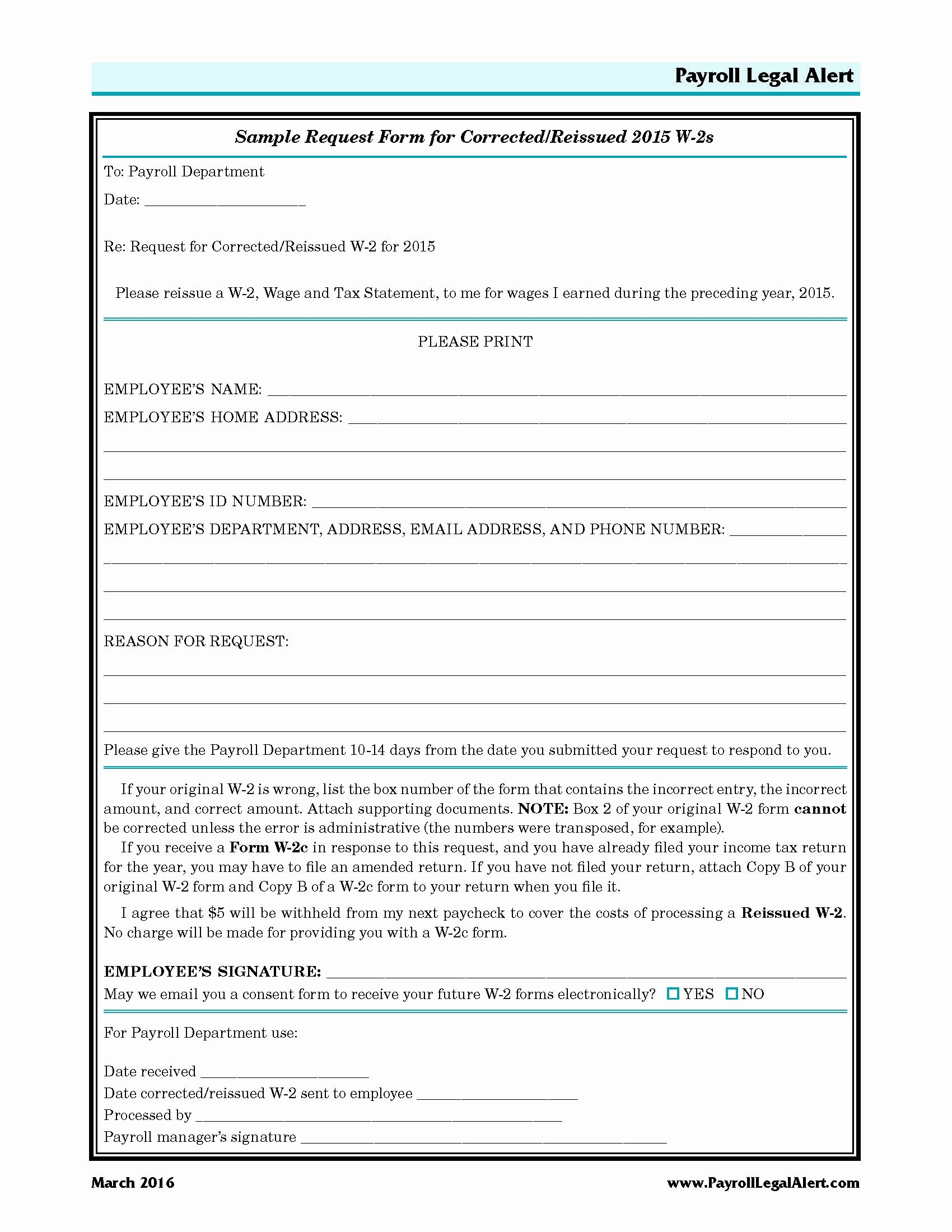 Overtime Sign Up Sheet Template Best Of A Sample Request form for Corrected Reissued 2015 W 2s
