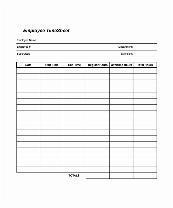Overtime Sign Up Sheet Template Lovely 11 Prinatable Overtime Calculator Templates