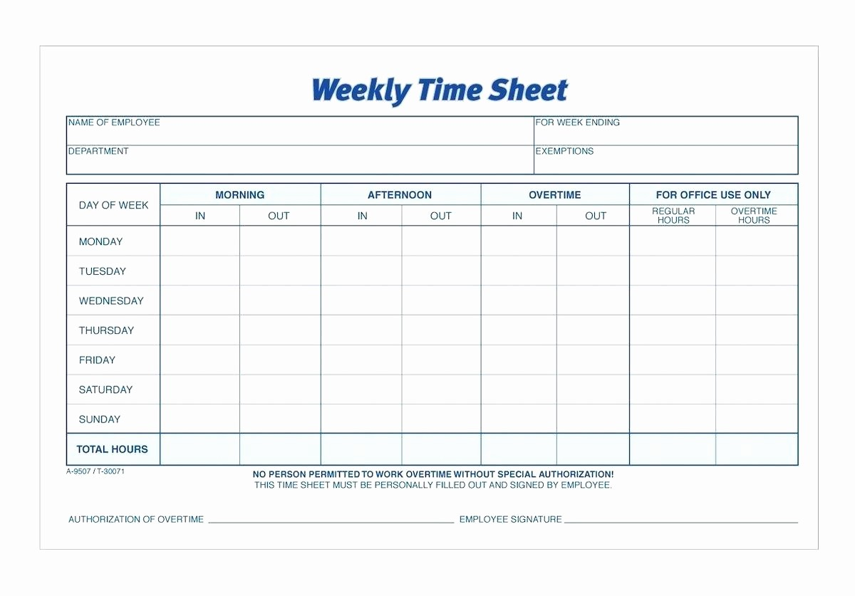 Overtime Sign Up Sheet Template Unique Template Overtime Sheet Template