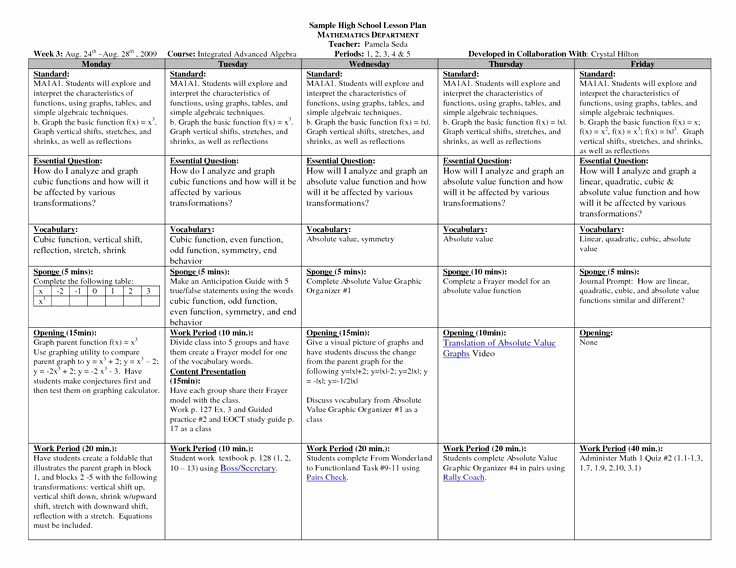 pacing calendar template for teachers