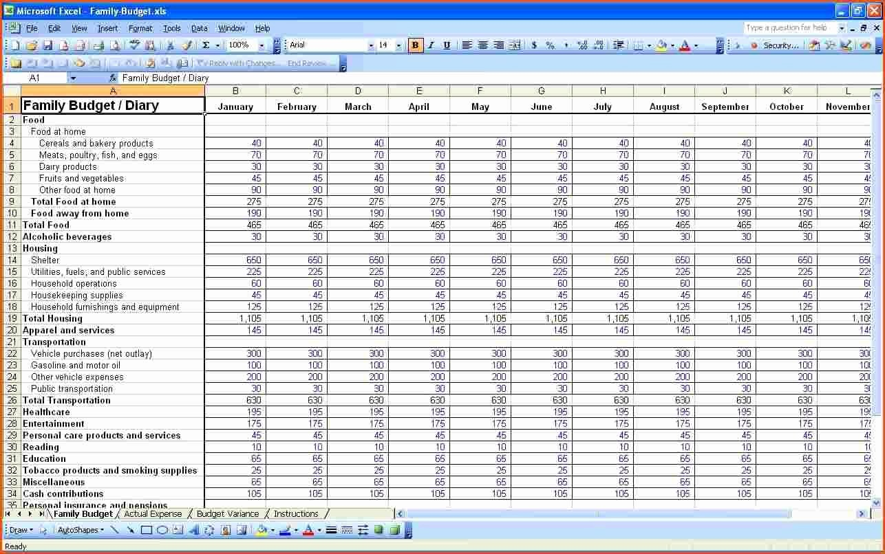 P&l Template Free Inspirational P&l Spreadsheet Template Spreadsheet Templates for Busines