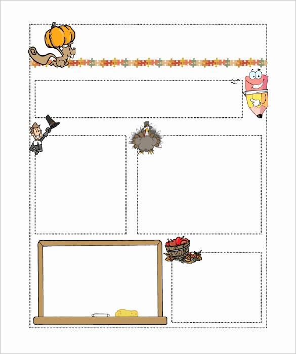 Parent Newsletter Template for Teachers Inspirational 9 Awesome Classroom Newsletter Templates & Designs
