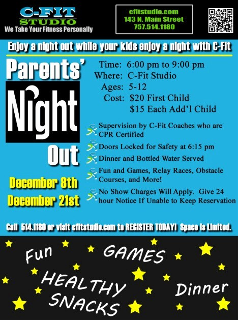 Parent Night Out Flyer Template Fresh Download Free Christmas Flyer Template at Parents Night