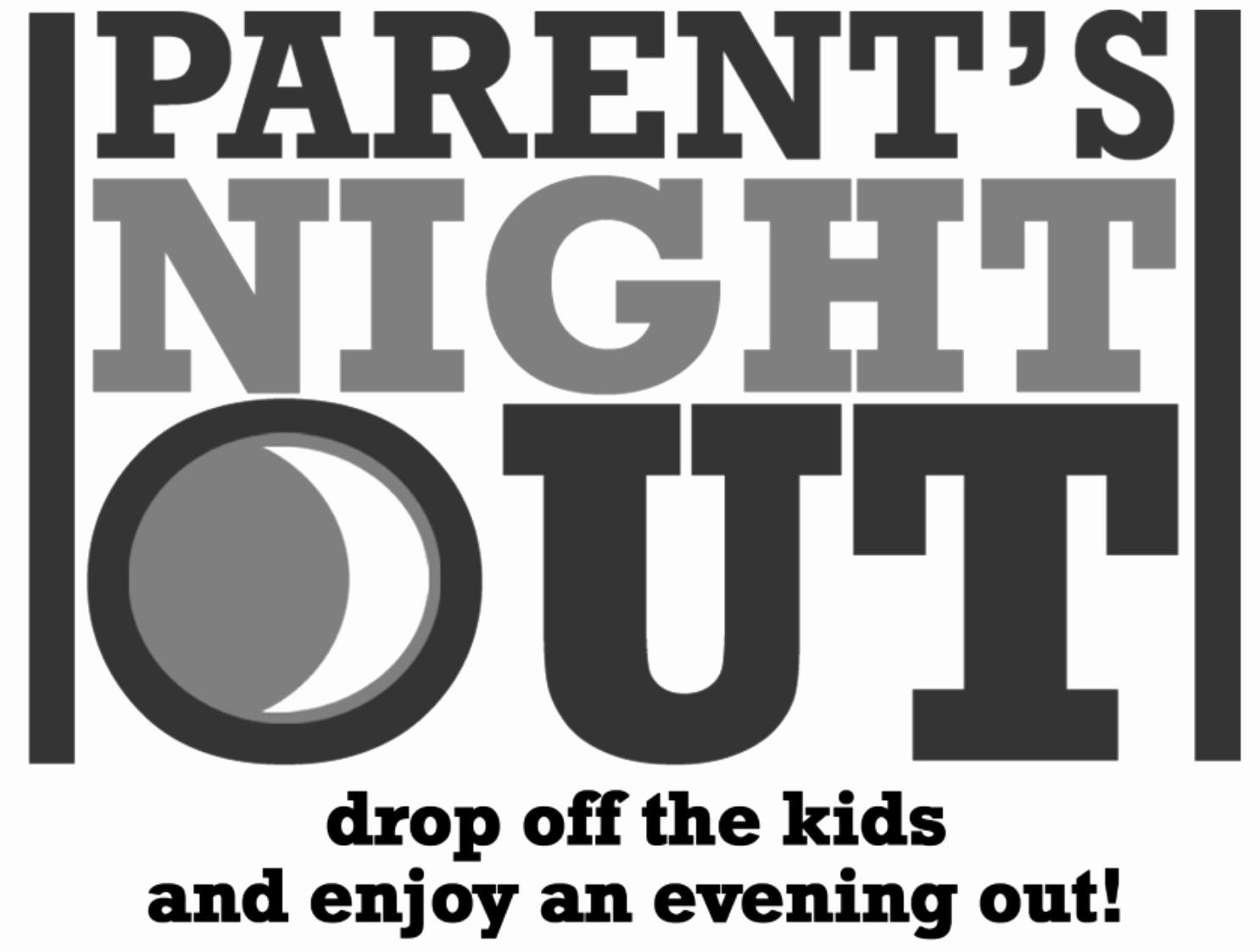 Parent Night Out Flyer Template Fresh Landing Place Church Parents Night Out Children S Ministry