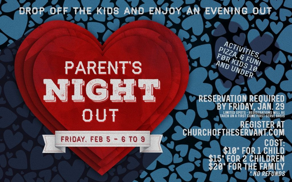 "Parent Night Out Flyer Template New Search Results for ""family Night Letter Template"