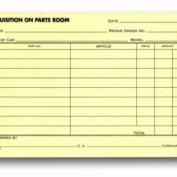 Parts order form Template Excel Luxury 93 Parts order form Template Excel Part Request form