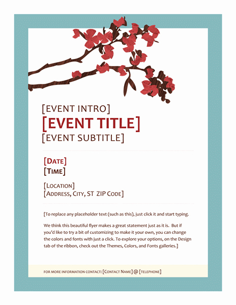 Party Flyer Templates Free Downloads Luxury Download Spring event Party Flyer Design Ideas Examples