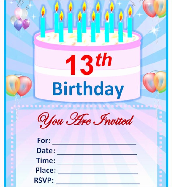 Party Invitation Template Microsoft Word Elegant Sample Birthday Invitation Template 40 Documents In Pdf