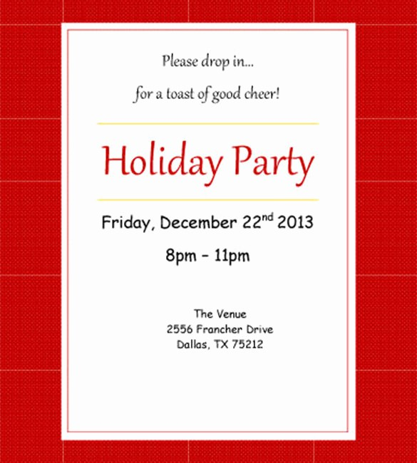 Party Invitation Template Microsoft Word Luxury 59 Invitation Templates Psd Ai Word Indesign