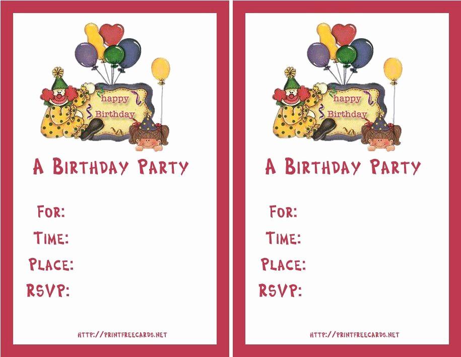 Party Invitations Templates Microsoft Word Inspirational Birthday Invitation Templates Birthday Invitation