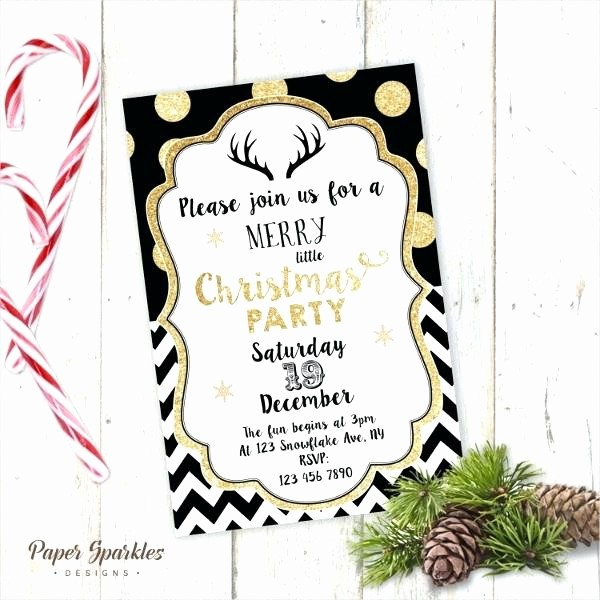 Party Invitations Templates Microsoft Word Unique Xmas Invite Template – Meetwithlisafo