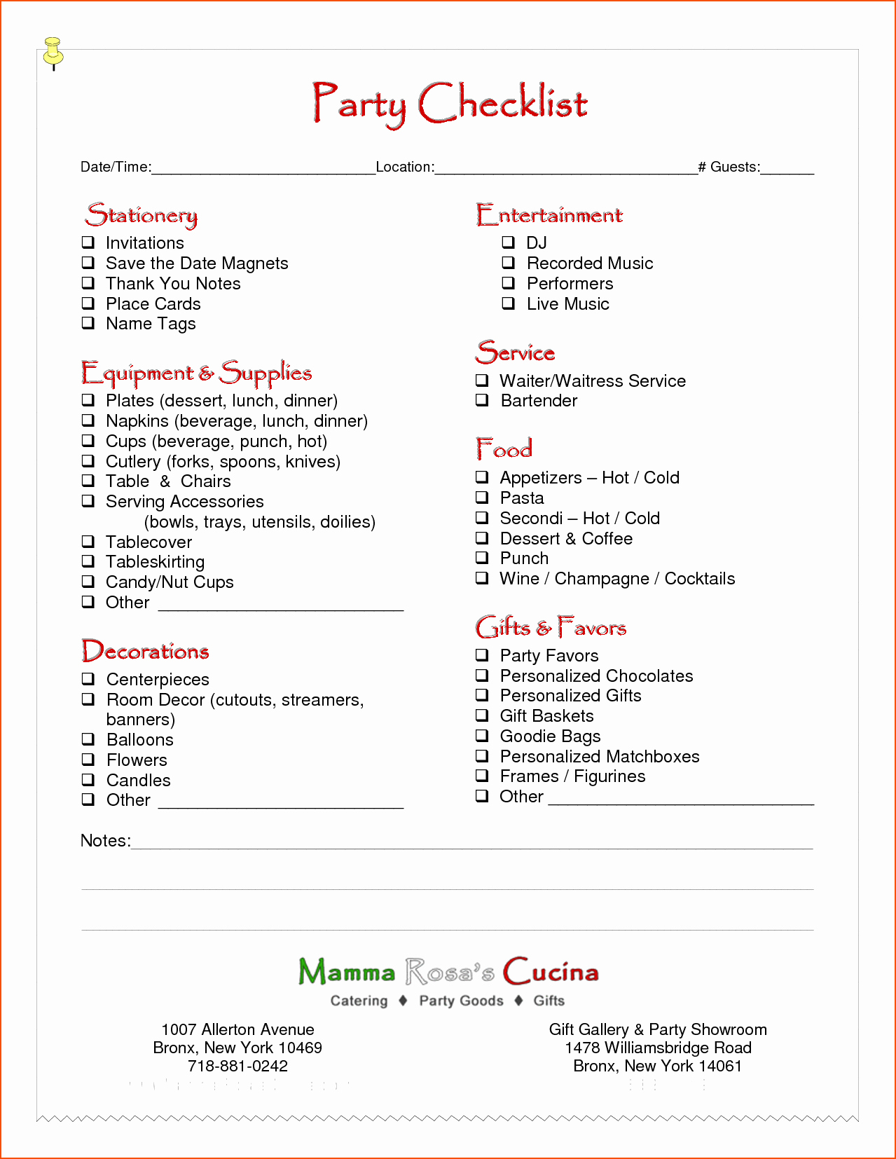 Party to Do List Template Unique 6 Party Planning Template Bookletemplate