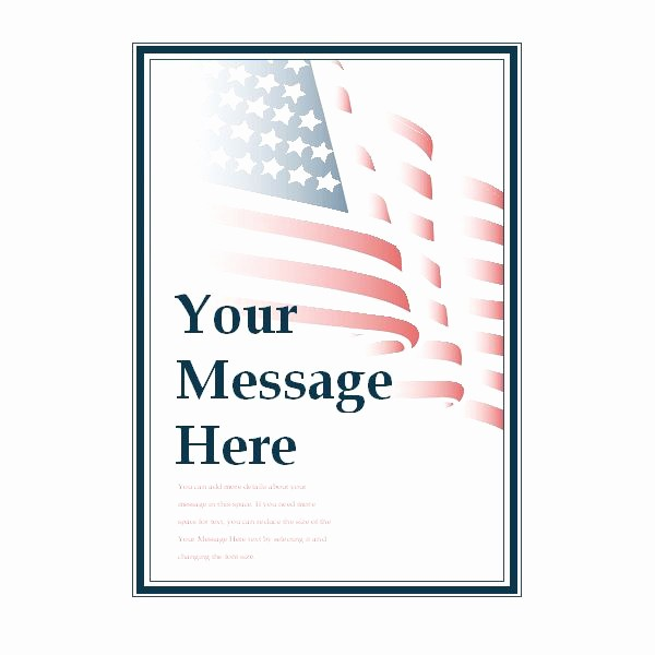 Patriotic Borders for Word Documents Beautiful Usa Flag Borders and Clip Art for Patriotic Print Projects