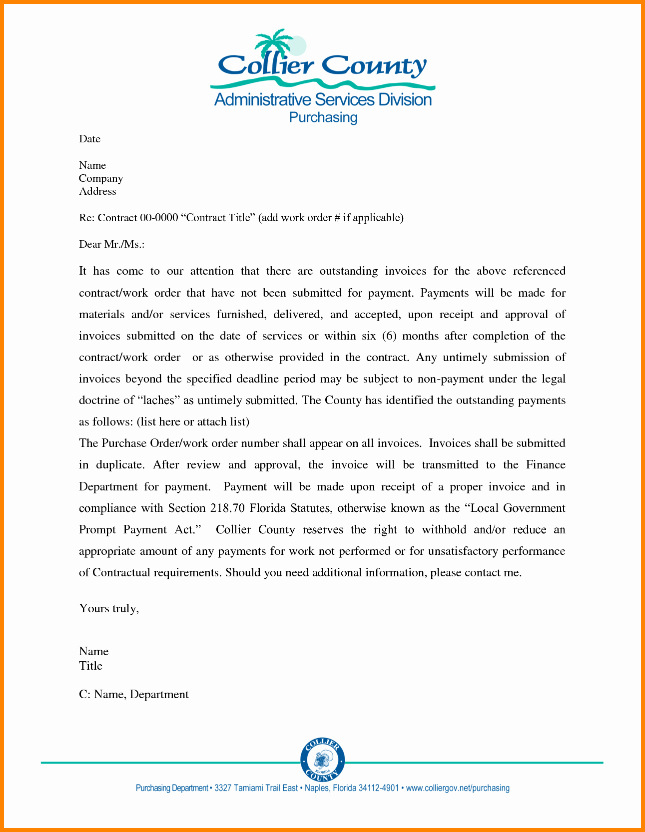 Payment Request Letter to Client New 12 Invoice Letter to Client