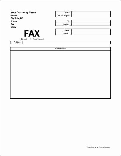 Pdf Fax Cover Sheet Fillable Elegant 9 Best Of Basic Fax Cover Sheet Pdf Printable Fax