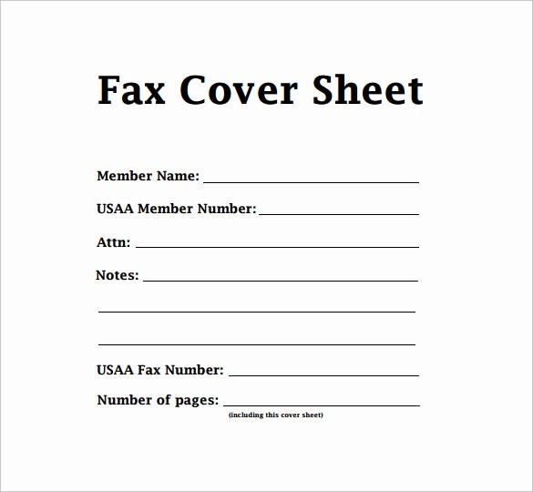 Pdf Fax Cover Sheet Fillable Fresh Printable Fax Cover Sheet