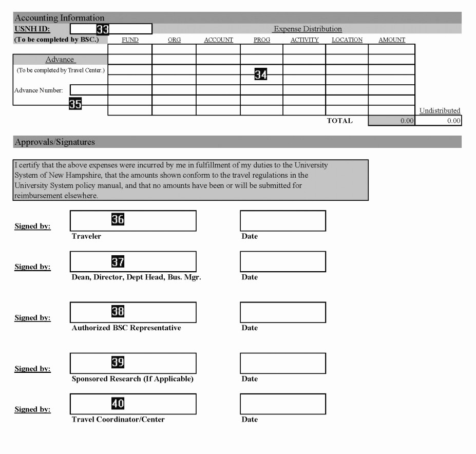 Per Diem Request form Template Best Of 07 Travel