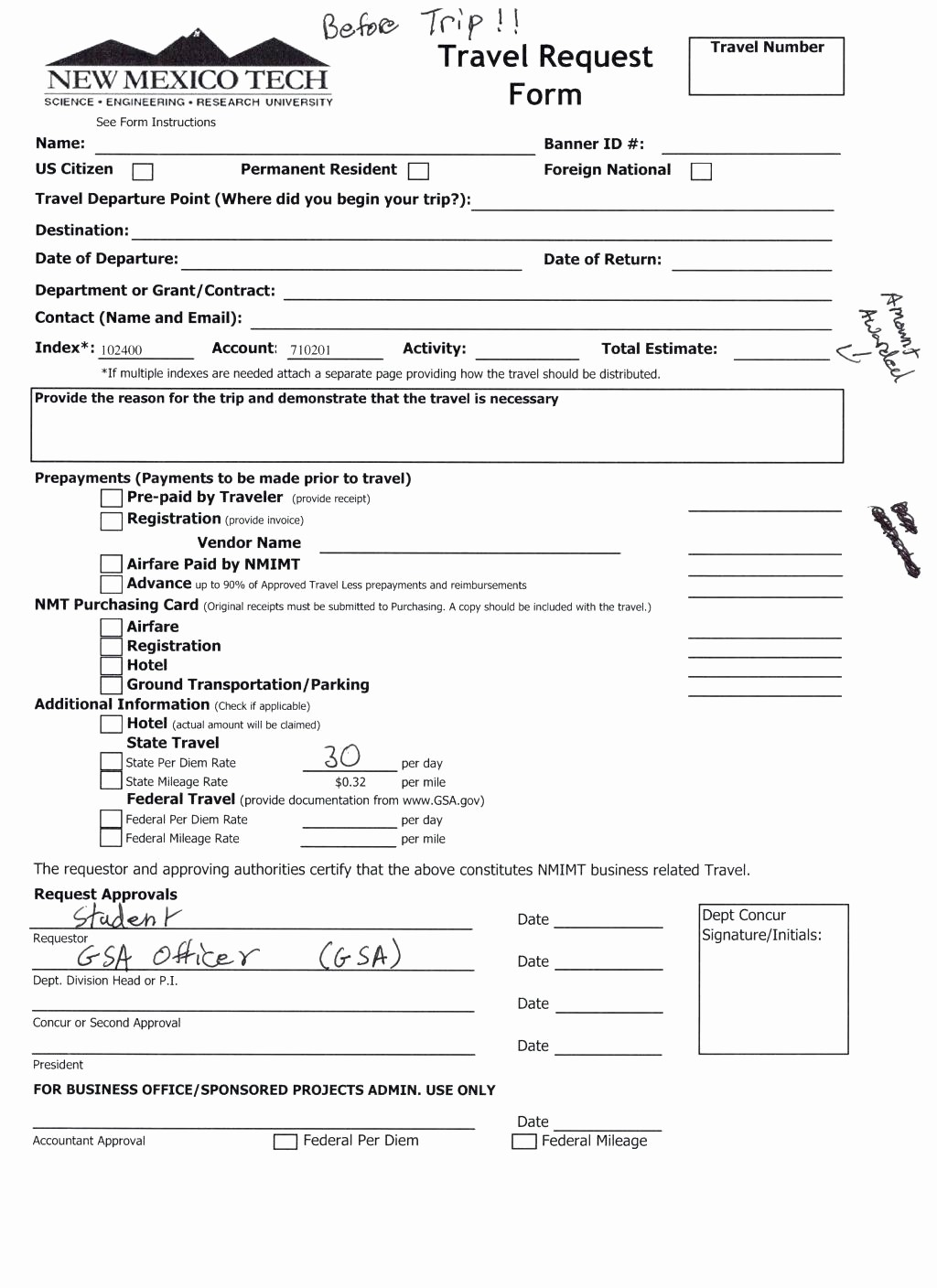 Per Diem Request form Template Fresh Template Per Diem Policy Template Filling Out Travel