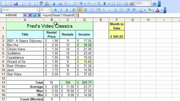 Personal Budget Exercise Ms Excel Awesome Spreadsheet Template Page 83 Sample Household Bud