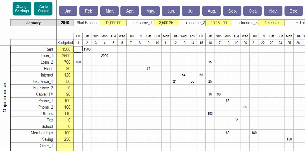 Personal Budget Exercise Ms Excel Lovely Excel Personal Expense Tracker My Excel Templates