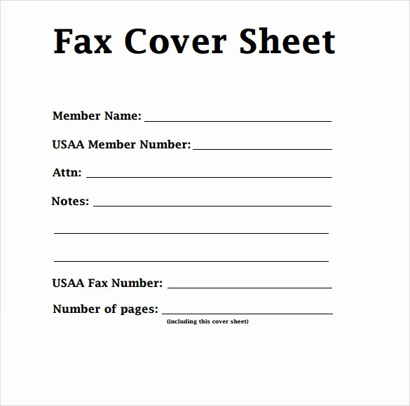 Personal Fax Cover Sheet Pdf New Confidential Fax Cover Sheet