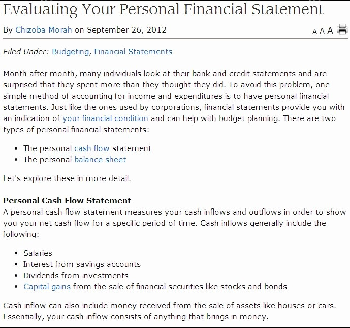 Personal Finance Cash Flow Statement Lovely Basics Of Bookkeeping In Bristol Elements Of Financial