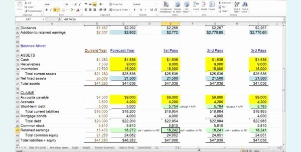 Personal Financial Plan Template Excel Elegant 5 Year Financial Plan Template Personal 1 Financial