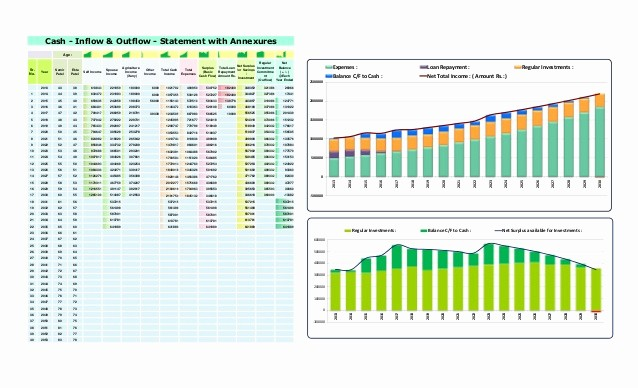 Personal Financial Plan Template Excel Lovely Sample Prehensive Personal Financial Plan Created In