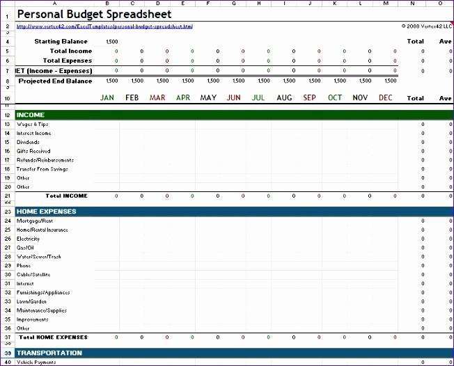 Personal Financial Plan Template Excel Unique 6 Personal Financial Planning Template Excel